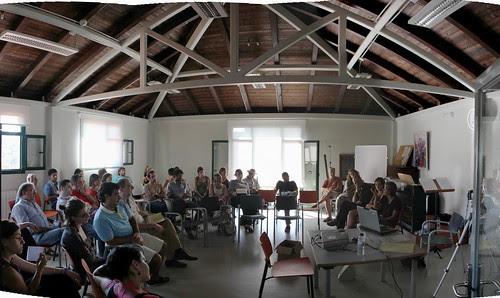 Mesa sobre Participación Social en el Encuentro Anual de CEAR-Euskadi
