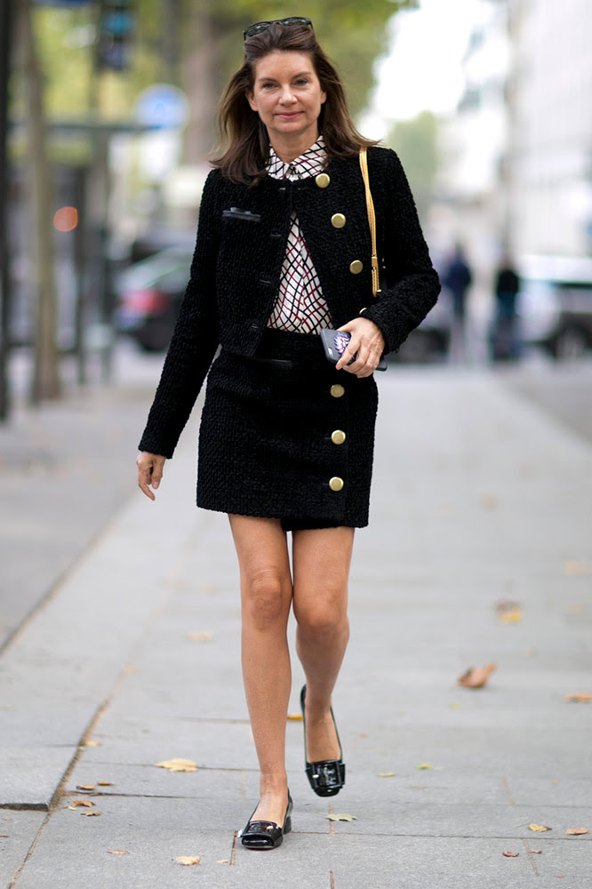 17 street styleinspired summer work outfit ideas