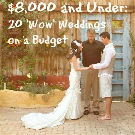 Wedding, Budget and Weddings on a budget on Pinterest