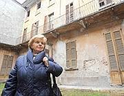 La proprietaria, Anna Maria Belli (Foto Cavicchi)