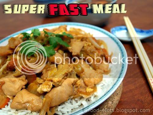 super fast meal