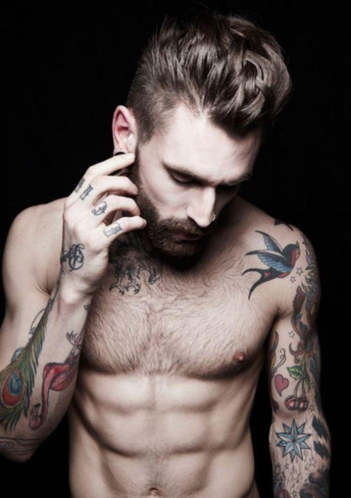 Cool Design Body Tattoos For Guys Tattoo Love