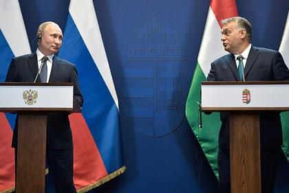МИД Венгрии рассказал о сроках возможной встречи Путина и Орбана