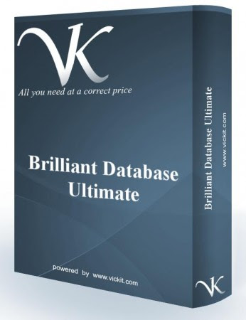 Brilliant Database 10.31 Ultimate Multilingual