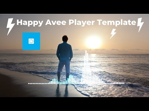 New Happy Avee Player Template Download 2020