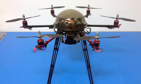 Drones Hexelectric