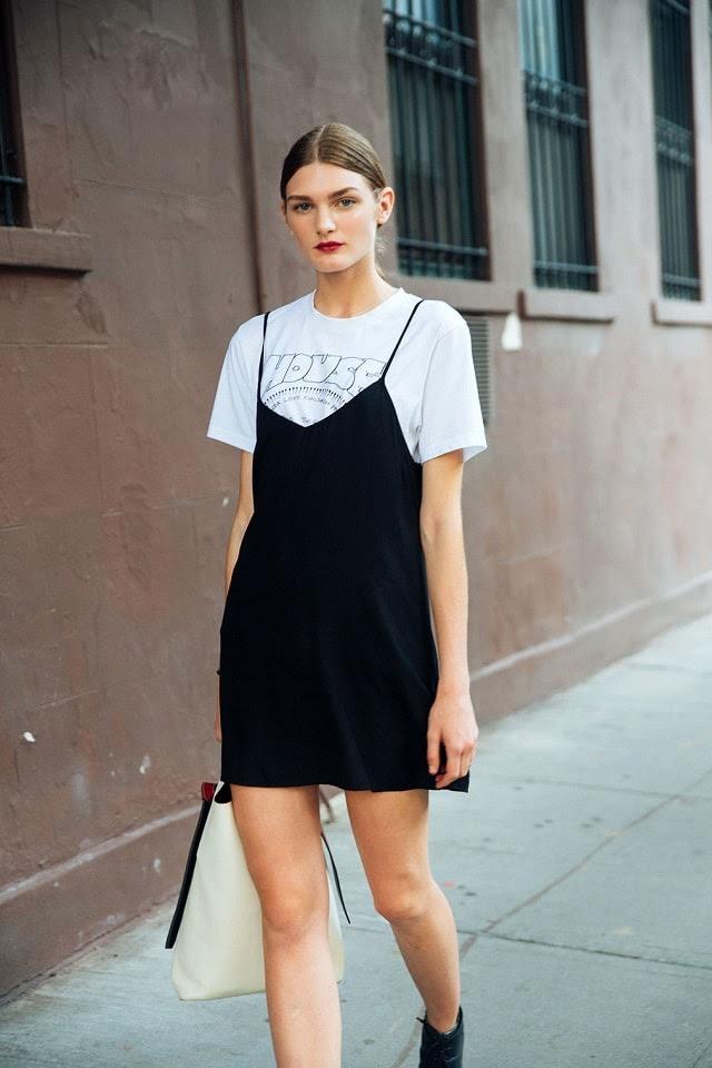 new york fashion week spring 2017 street style • minimal