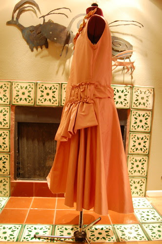 Pink and Gold 1920s