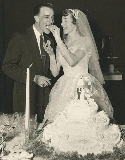 50s wedding.   A Vintage Wedding   Pinterest