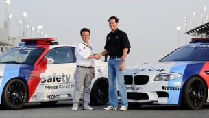 Capirossi appointed BMW M MotoGP™ Expert