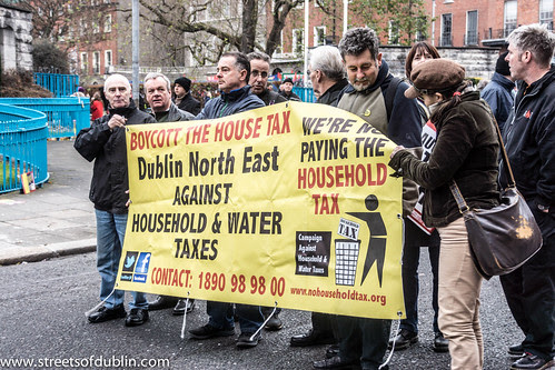 Dublin North East: Anti-Austerity Protest In Dublin (Ireland) - 24 November 2012 by infomatique
