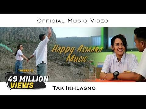Lirik Lagu Jawa Happy Asmara Tak Ikhlasno Lirik Lagu Video Musik