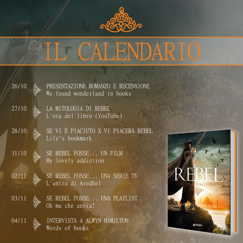 Calendario Rebel