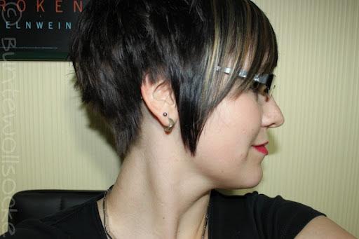 Damen Kurzhaarfrisuren Für Brillenträger Amanda Rodman Blog