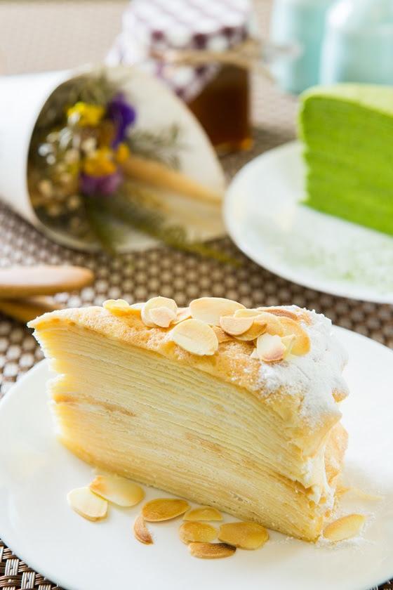 法樂/法式/薄餅屋/千層蛋糕