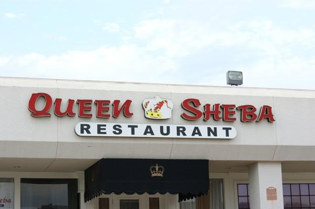 queen of sheba sign