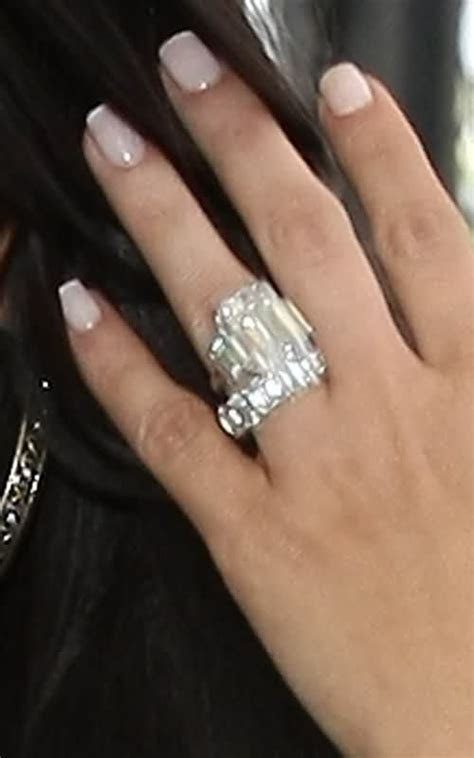 Kim Kardashian's Wedding Set  Never thought I'd say this