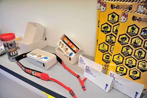 ROBOT KITTY未來樂園 記念品