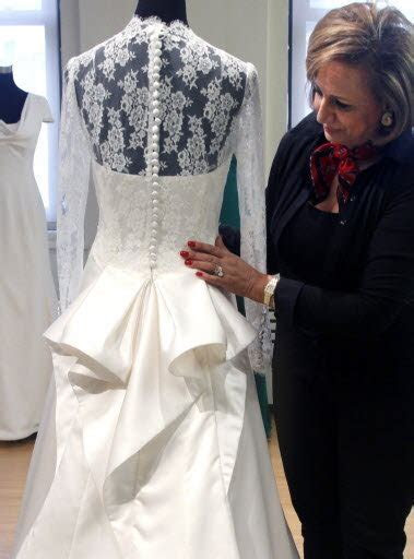 Kate Middleton's wedding dress design could be yours