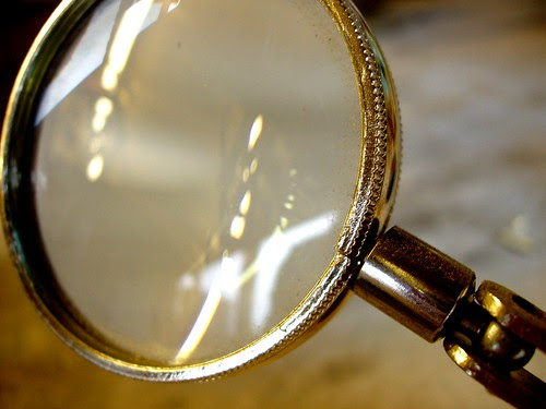 Magnifying Glass by Auntie P, on Flickr