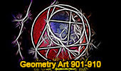 Online Geometric Art: Geometry Problems 901-910: Bicentric Quadrilateral, Incircle, Circumcircle, Circumscribed, Inscribed, Perpendicular.