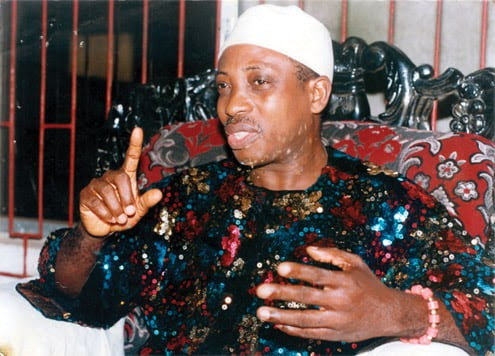 Why we started agitation for Biafra – Uwazuruike tells Ango Abdullahi