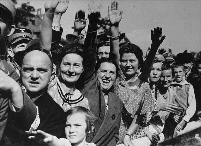 German people Nazi