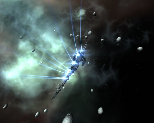 Myrmidon Battlecruiser