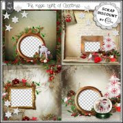 The magic night of Christmas - pages rapides