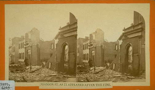http://upload.wikimedia.org/wikipedia/commons/7/72/Brooklyn_Theater_Johnson_St_as_it_Appeared_after_the_Fire_Stereo.jpg