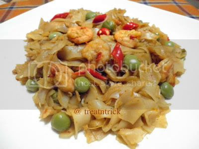 Noodle Recipe  @ http://treatntrick.blogspot.com