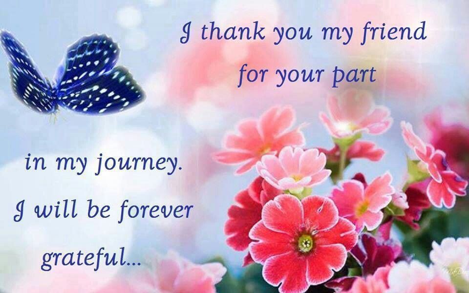 I Thank You My Friend Pictures Photos And Images For Facebook