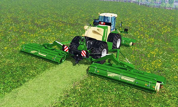 Krone Big M  0 Farming Simulator 2015 Mods