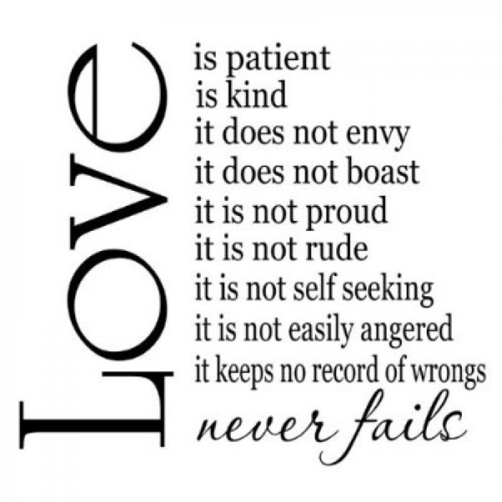 Quotes About Love Is Patient 54 Quotes