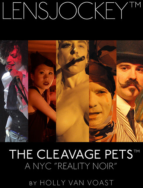 The Cleavage Pets™ — A NYC Noir Reality — episode 3!