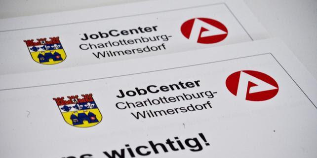 Formulare Jobcenter