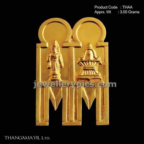 Thirumangalyam various designs in gold by thangamayil