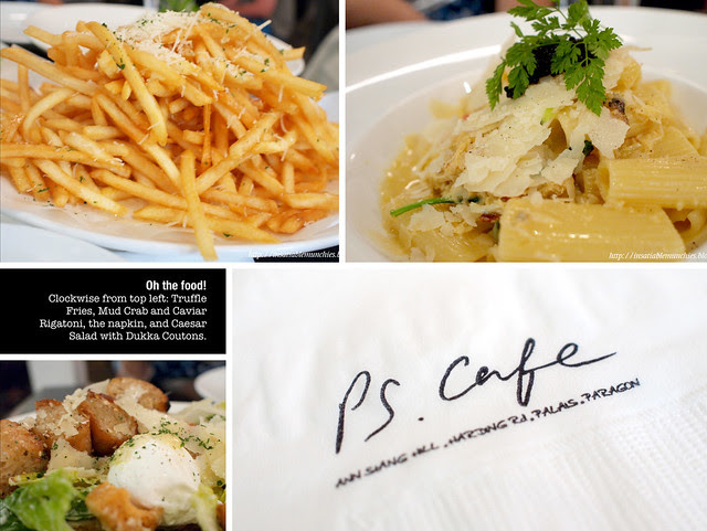 PS Cafe