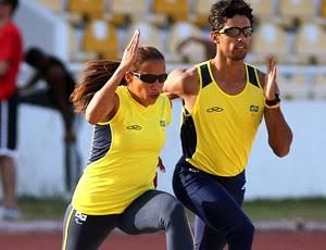 Terezinha Guilhermina atleta paraolímpica  (Foto: Fernando Maia / Fotocom.net)