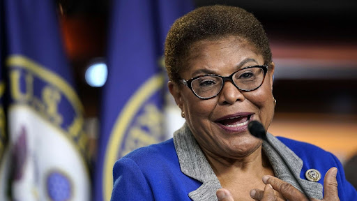 Avatar of Trump 'doesn't believe in science,' incapable of empathy: Rep. Karen Bass