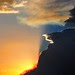 las conchas sunset