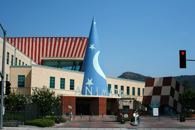 Disney's magical Animation Studios in Burbank
