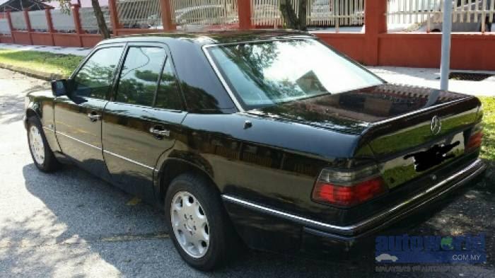 Used 1991 Mercedes-Benz E-Class E230