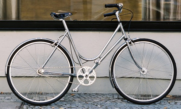 Knowing Yourself A Closer Look At Italian City Bicycles