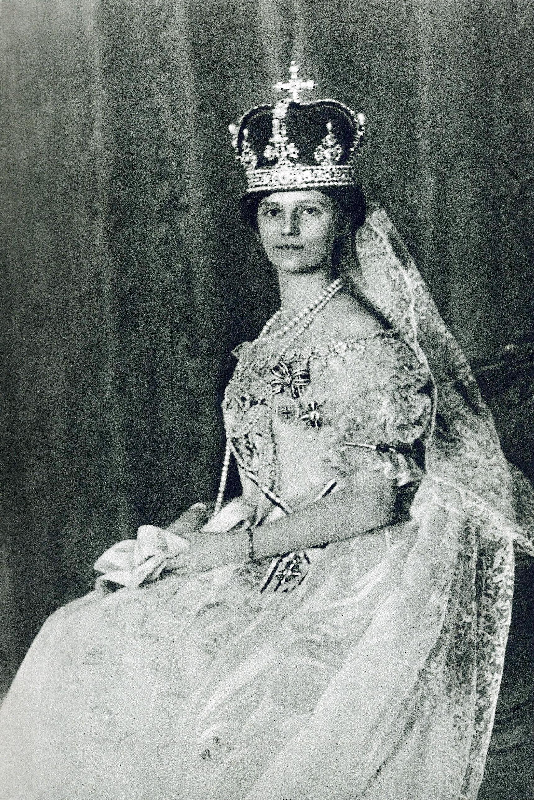 Queen Zita of Hungary