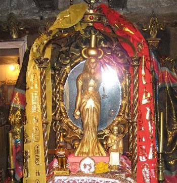 High Altar Detail