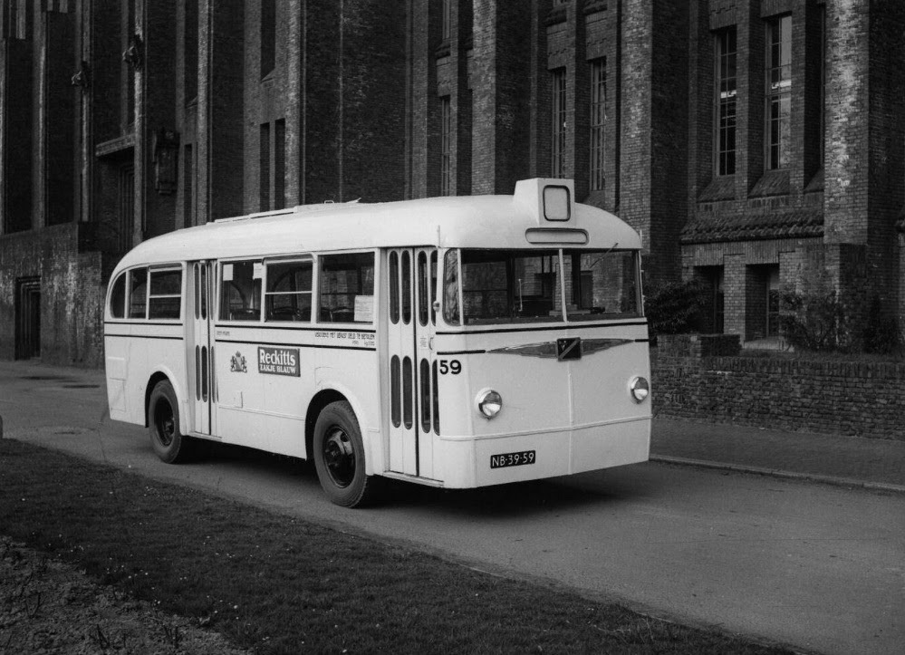 1952 Ford 59-R carr. Verheul NB-39-59