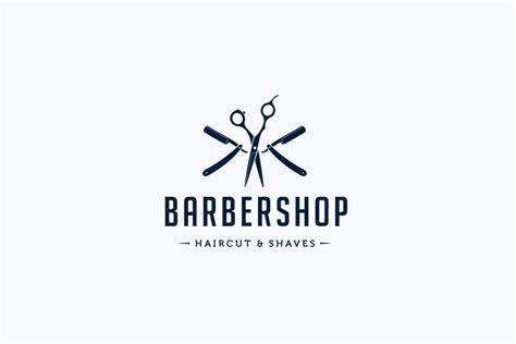 barber shop logo png logo design ideas