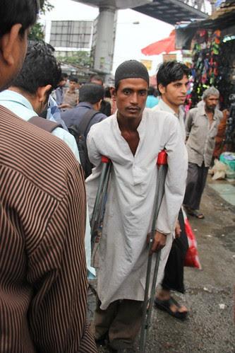 The Quintessential Muslim Beggar In Ramzan by firoze shakir photographerno1