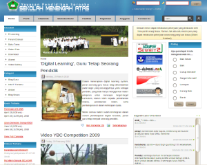 Review Website SMA YPS Soroako (part 1)